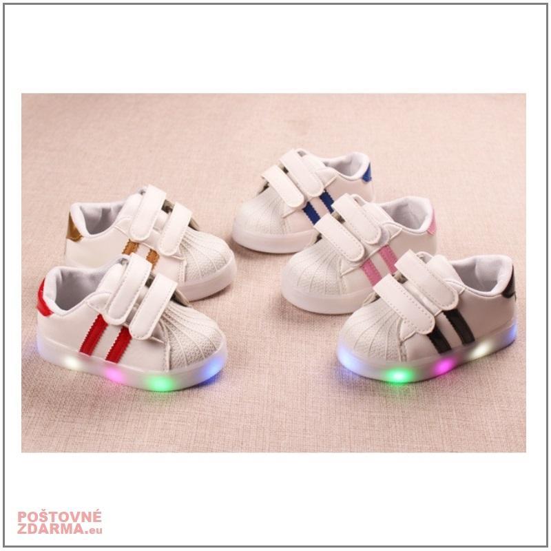 Dětské svítící boty / PZ-000006
