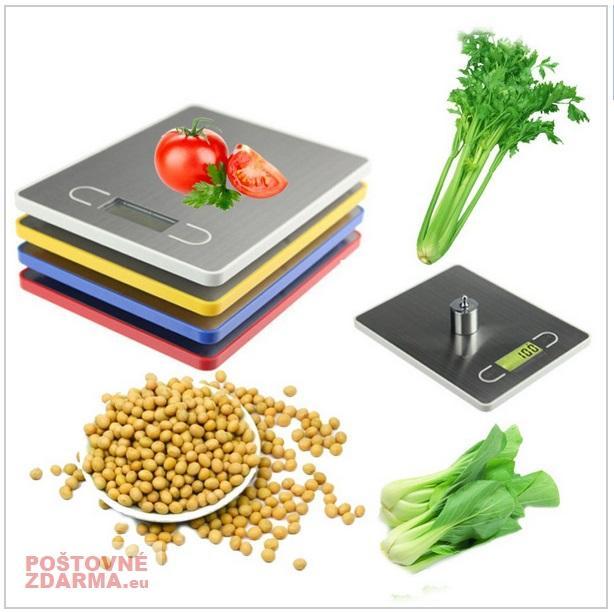 Kuchyňská váha (do 5 kg) / 28-00007a