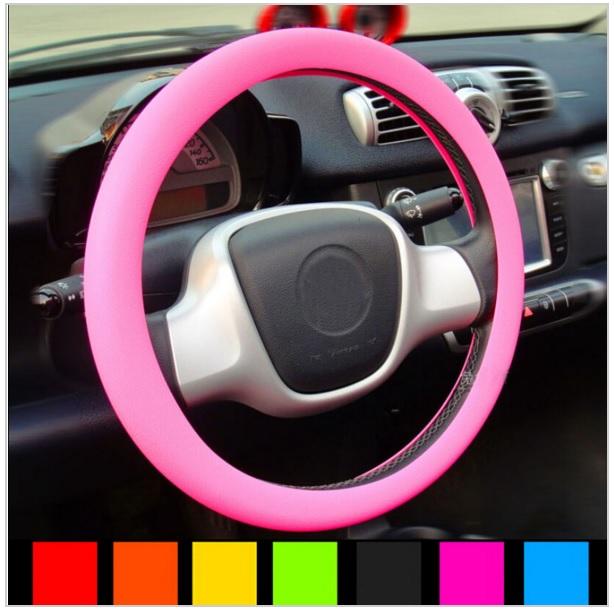 Silikonový potah na volant / AS6-00026