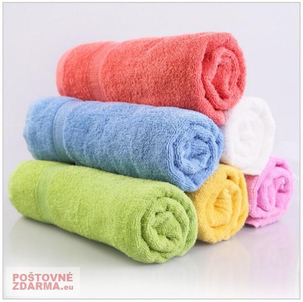 Kvalitní ručník ISINOTEX 50 x 80 cm