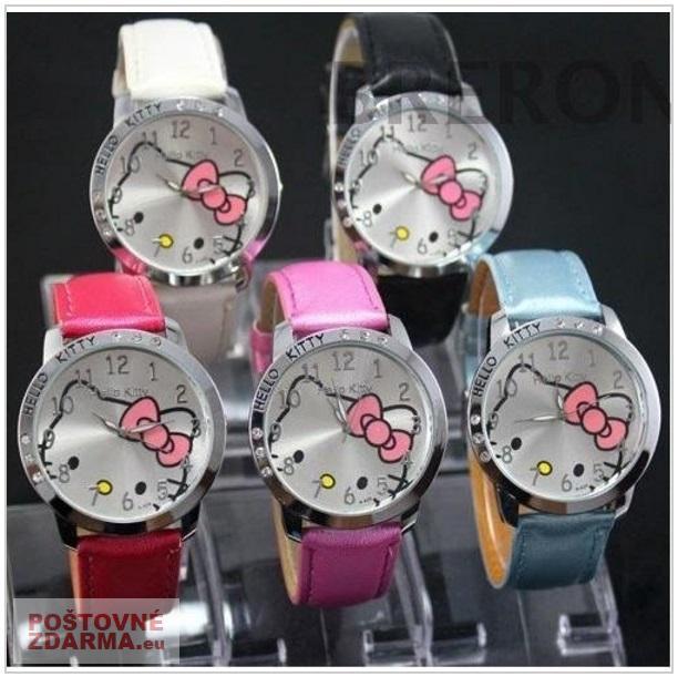 Dětské hodinky - Hello Kitty / nz2d-00007