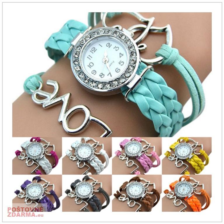 47e4810a614 Dámské hodinky - Love