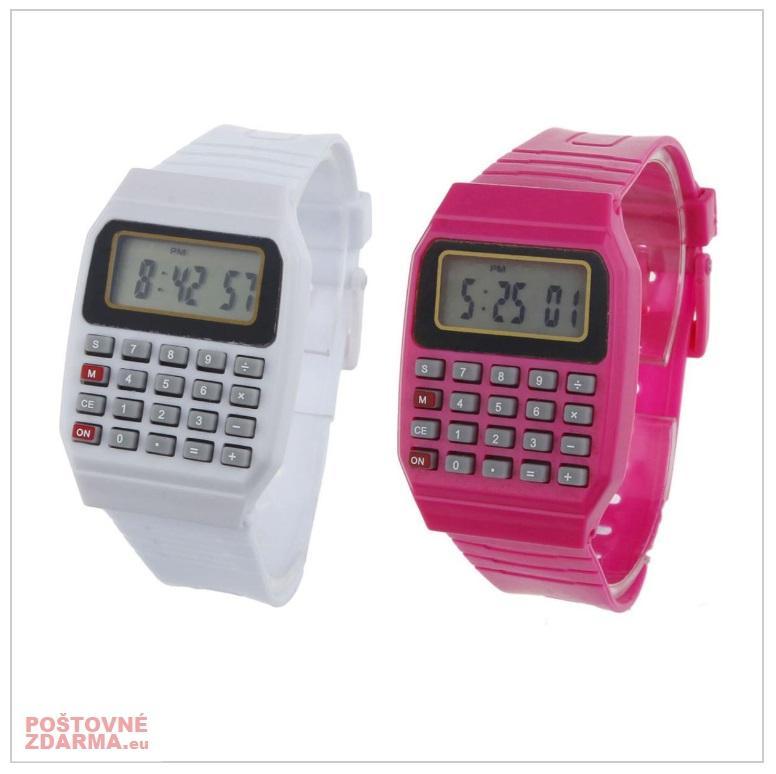 Dětské digitální hodinky 57fe304fa23