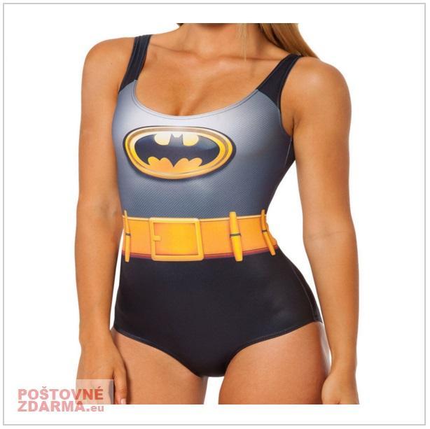 Dámské plavky - Batman   dnk-13-00147   DOPRAVA ZDARMA cb6b39bd5a
