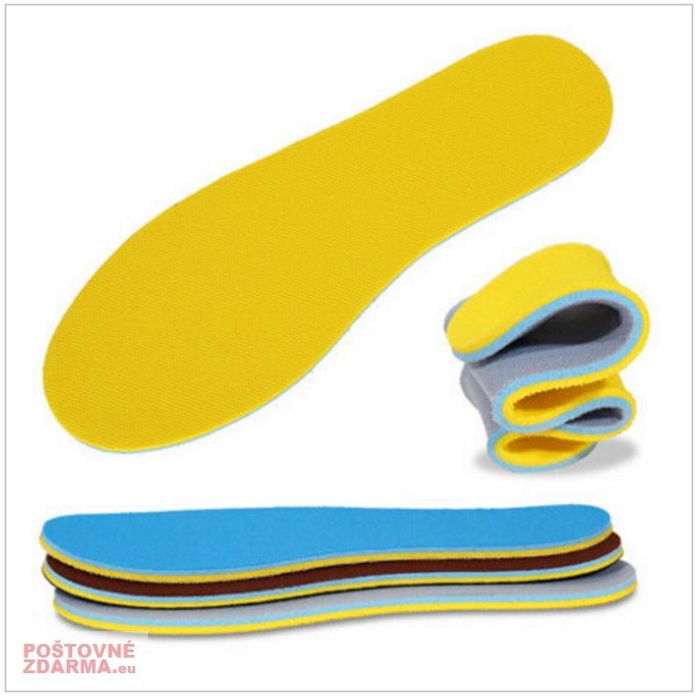 Pěnové vložky do bot (2 ks)   tnk-13-02134 aad6b0bef5a