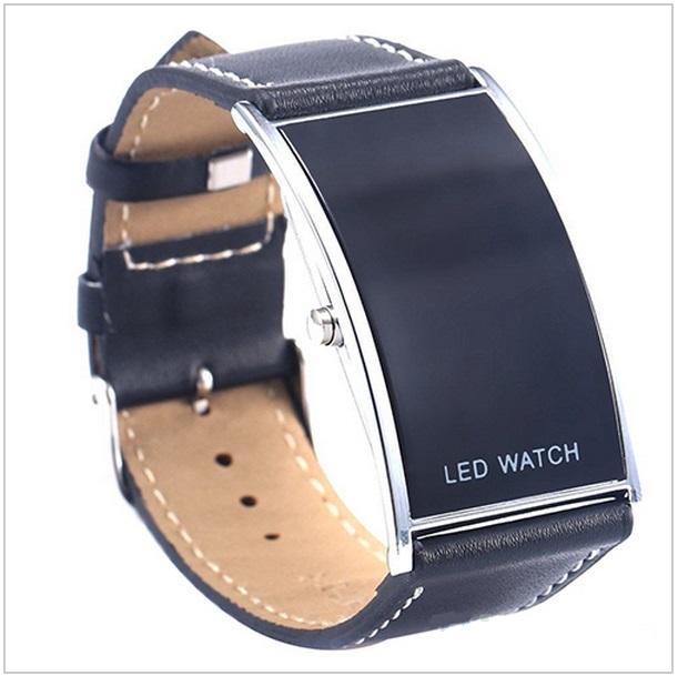Dámské digitální LED hodinky / nz2z-00006
