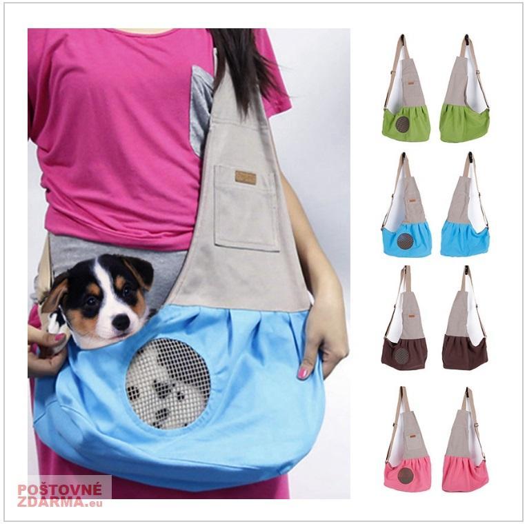 5dd17c01bd Cestovní taška na psy   AT-00155