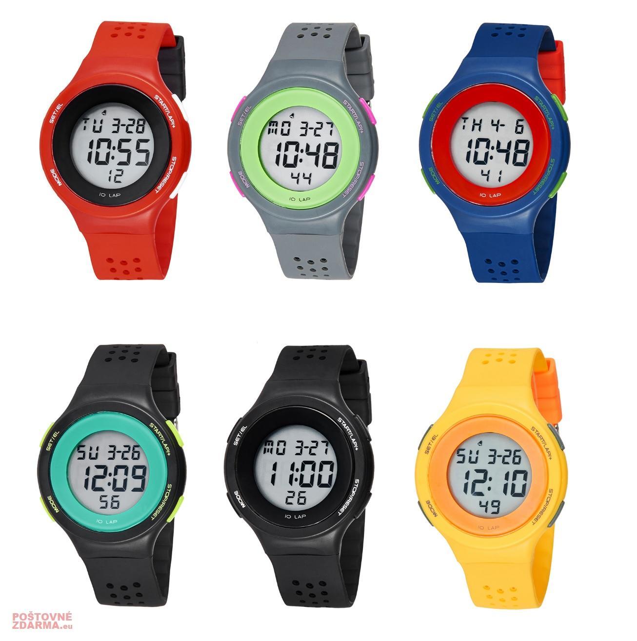 48b8361dd Damske digitalni hodinky | HLEDEJCENY.cz