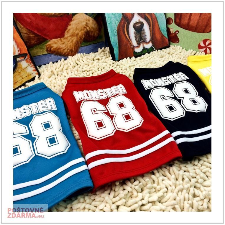 """Obleček pro psa - """"68"""" / AT-00435"""