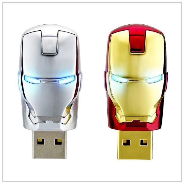 USB paměť (8GB) - Ironman