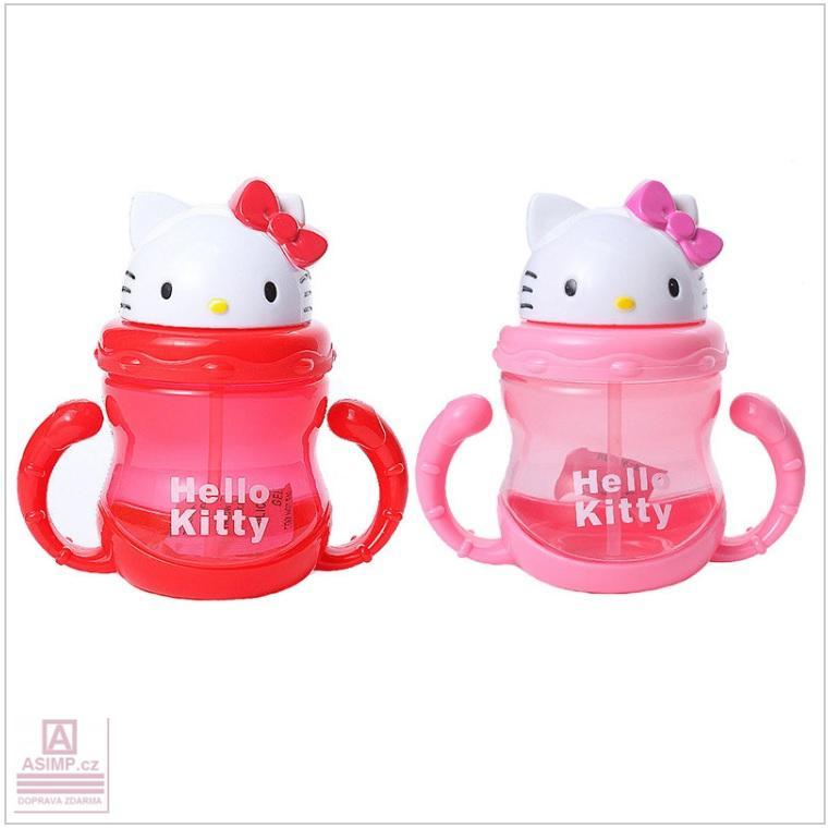 Dětská láhev - Hello Kitty