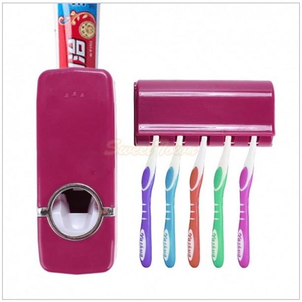 Dávkovač zubní pasty