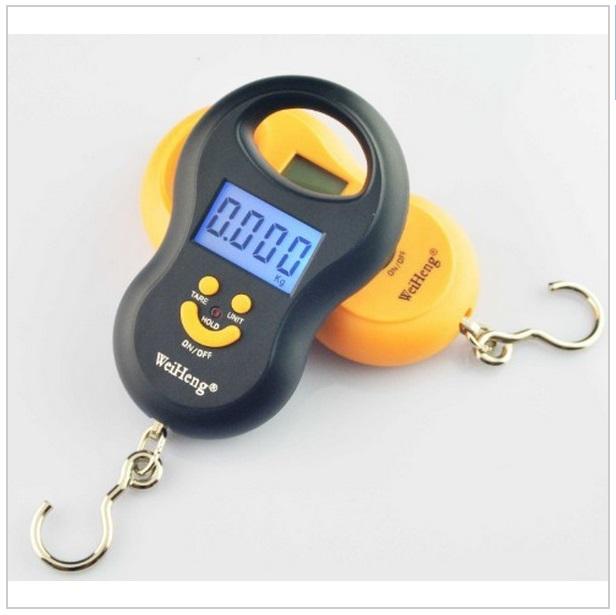 Ruční váha (do 50 kg)
