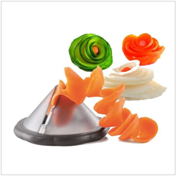 Spirálový kráječ zeleniny