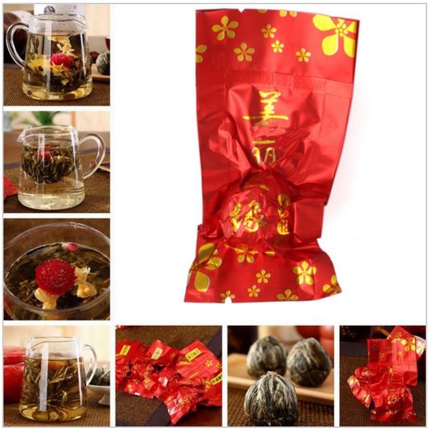 Kvetoucí čaj (4 ks)