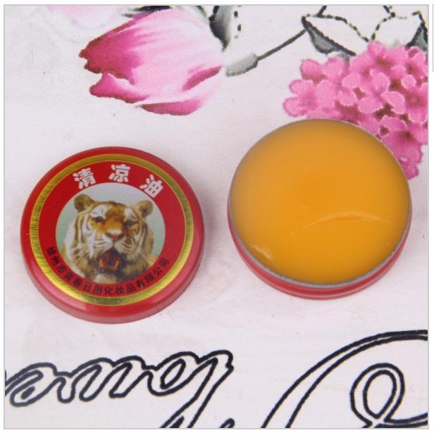Čínská tygří mast