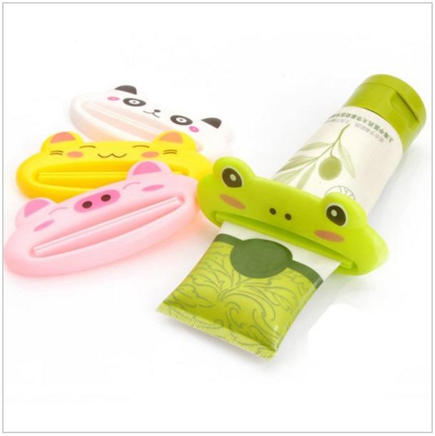 Vytlačovač zubní pasty (zvířátka)