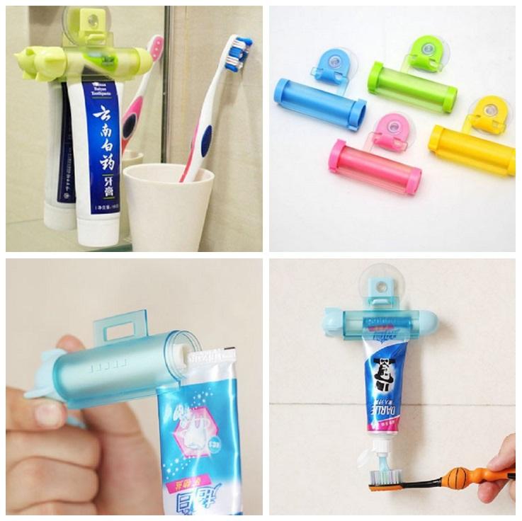 Vytlačovač zubní pasty
