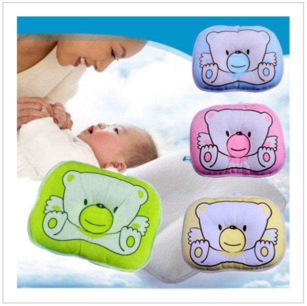 Bavlněný polštářek pro miminka