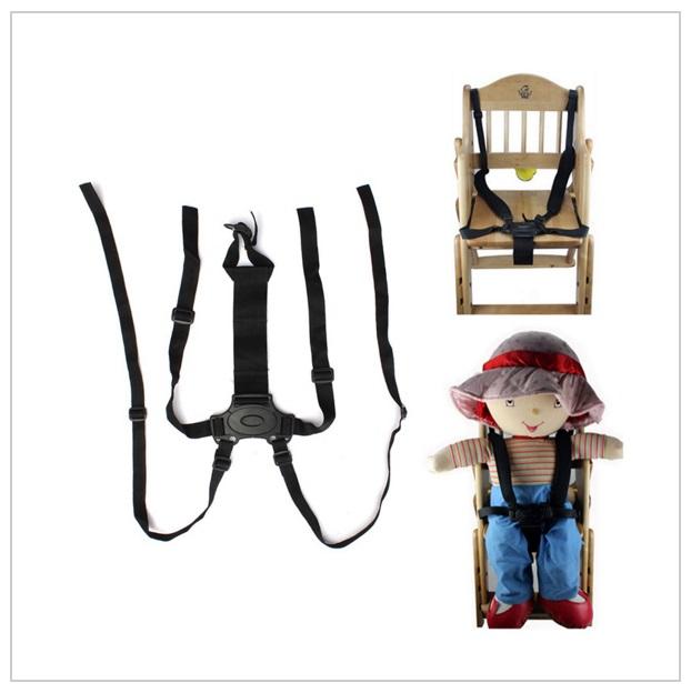 Nastavitelný bezpečnostní pás - do kočárku, na židličku ...