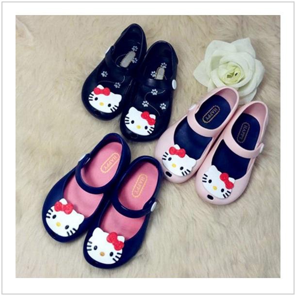 Dívčí sandálky - Hello Kitty