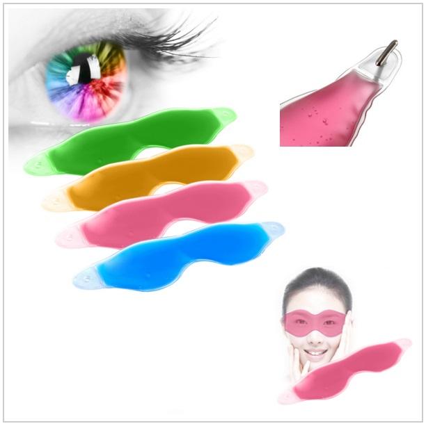 Regenerační gelová páska na oči