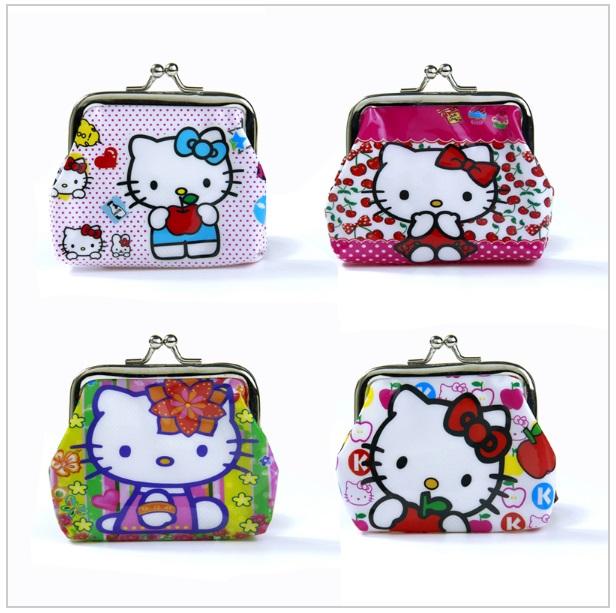 Dětská peněženka - Hello Kitty