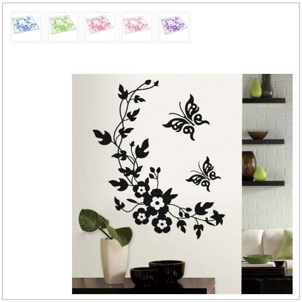 Nástěnná dekorace - Motýli