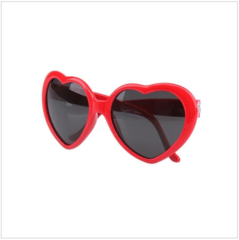 Dámské sluneční brýle - Srdíčka
