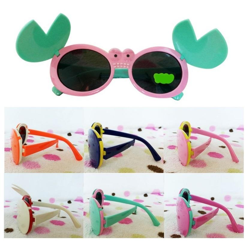 Dětské žertovné sluneční brýle
