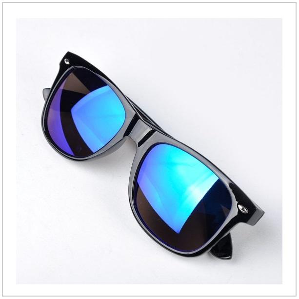 Pánské sluneční brýle - Deep blue