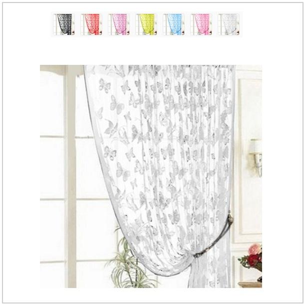 Záclona 100 x 200 cm (1 ks)