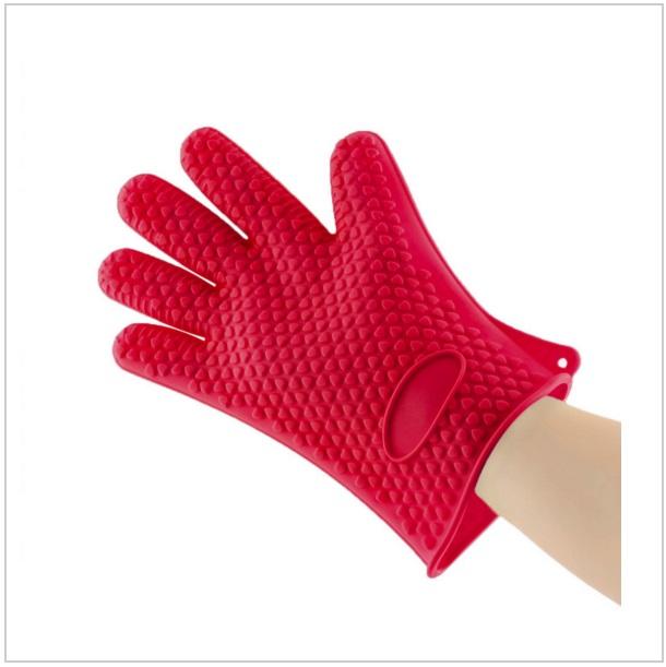 Kuchyňská silikonová rukavice (1 ks)