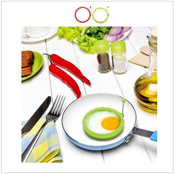 Silikonová formička na vajíčka & palačinky