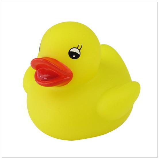 Dětská svítící kachnička do vody (1 ks)