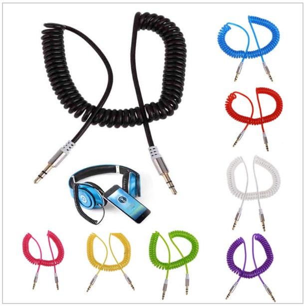 Flexibilní stereo audio kabel