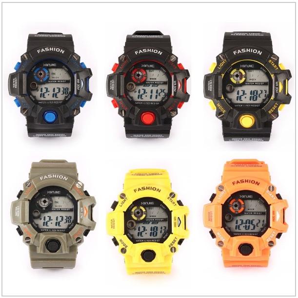 Pánské digitální hodinky