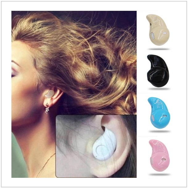 Bezdrátové mini sluchátko Bluetooth