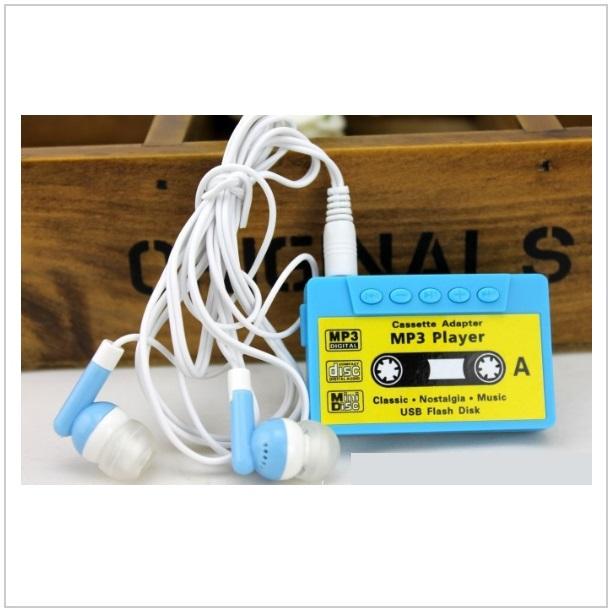 MP3 přehrávač - kazeta