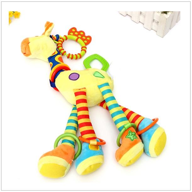 Plyšová hračka - žirafa