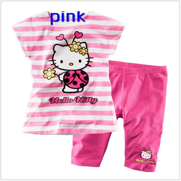 Dětská souprava - Hello Kitty