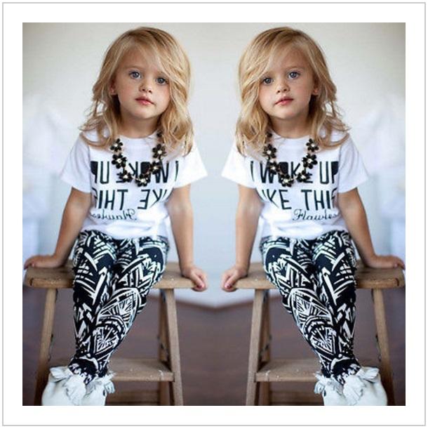 Dětský set - triko & kalhoty