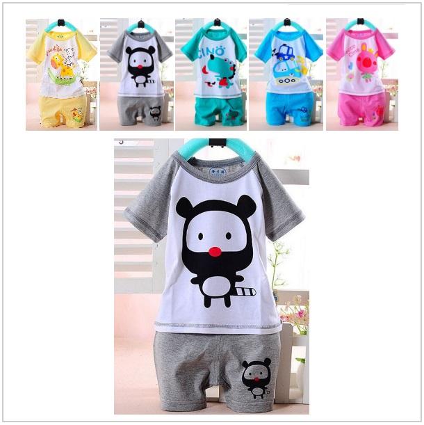 Dětský set - triko & kraťasy