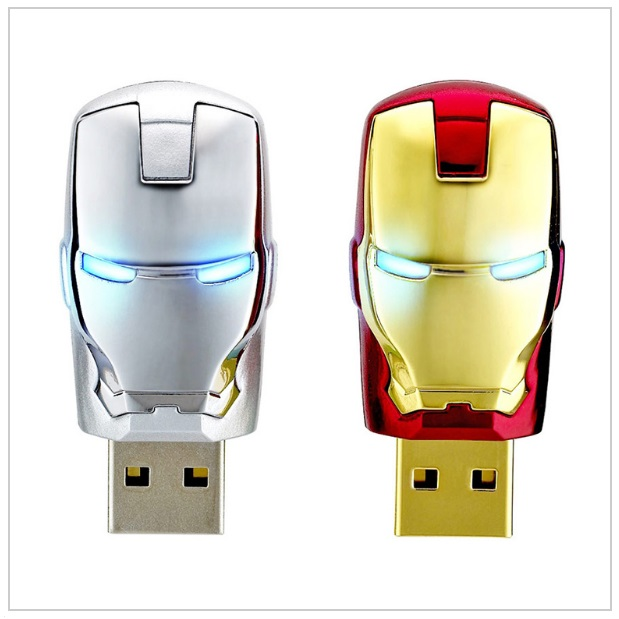 USB paměť (4GB) - Ironman