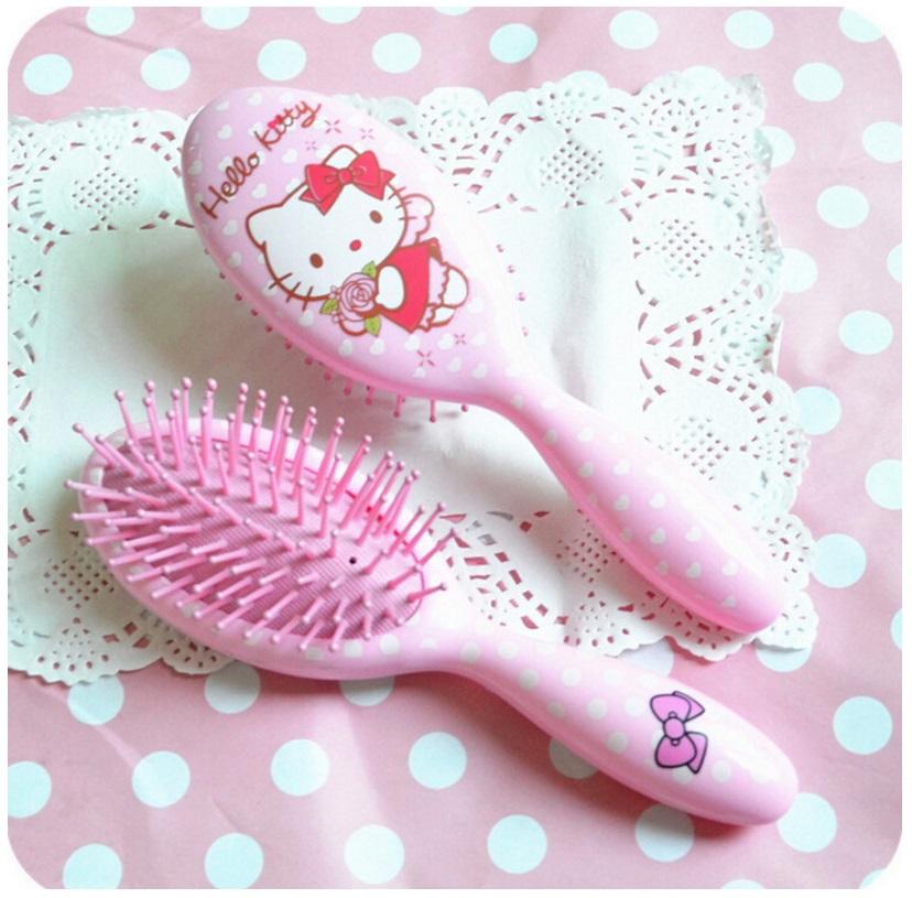 Dětský kartáč - Hello Kitty