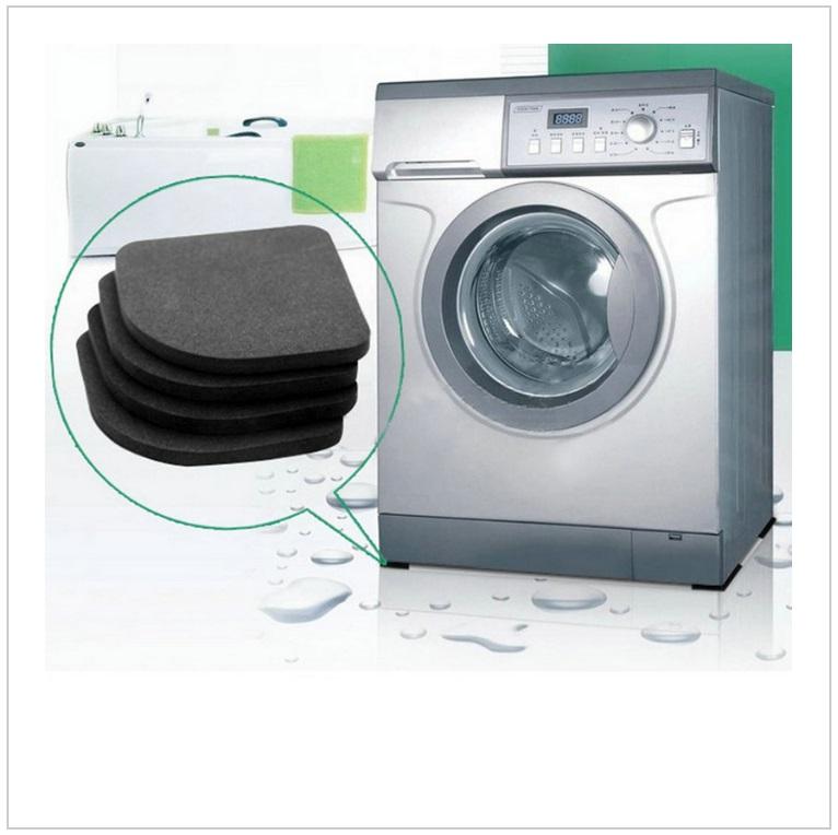 Antivibrační podložky pod pračku (4 ks)