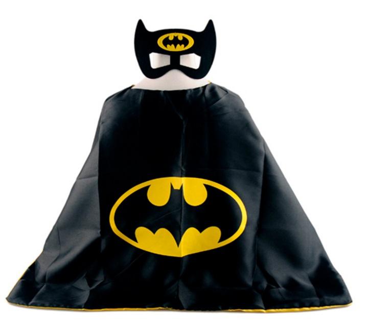 Dětský plášť s maskou - Batman