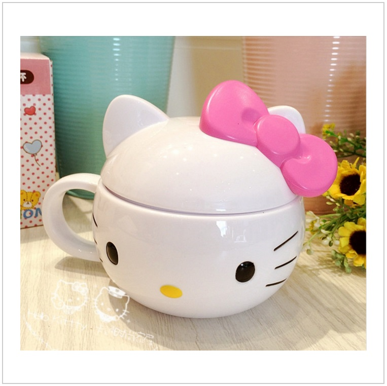 Dětský hrnek - Hello Kitty