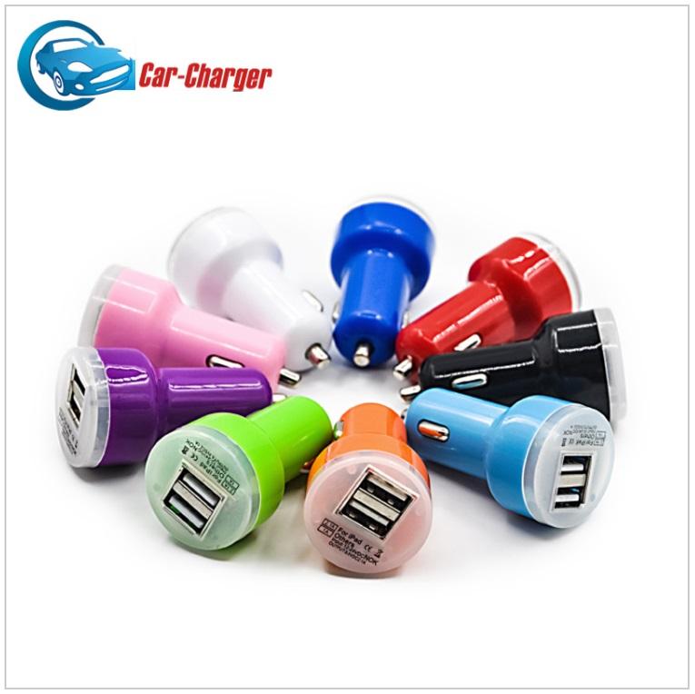 USB autonabíječka