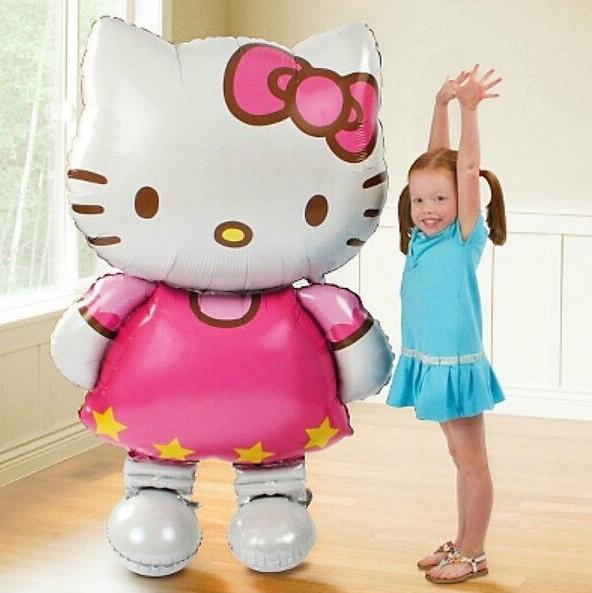 Nafukovací Hello Kitty 80 x 48 cm